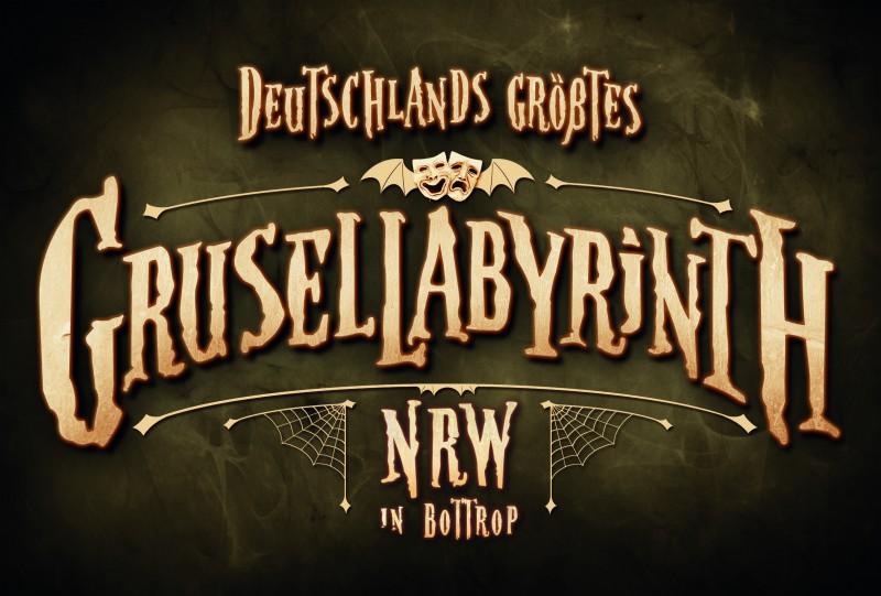 Grusellabyrinth NRW Logo 300dpi CMYK