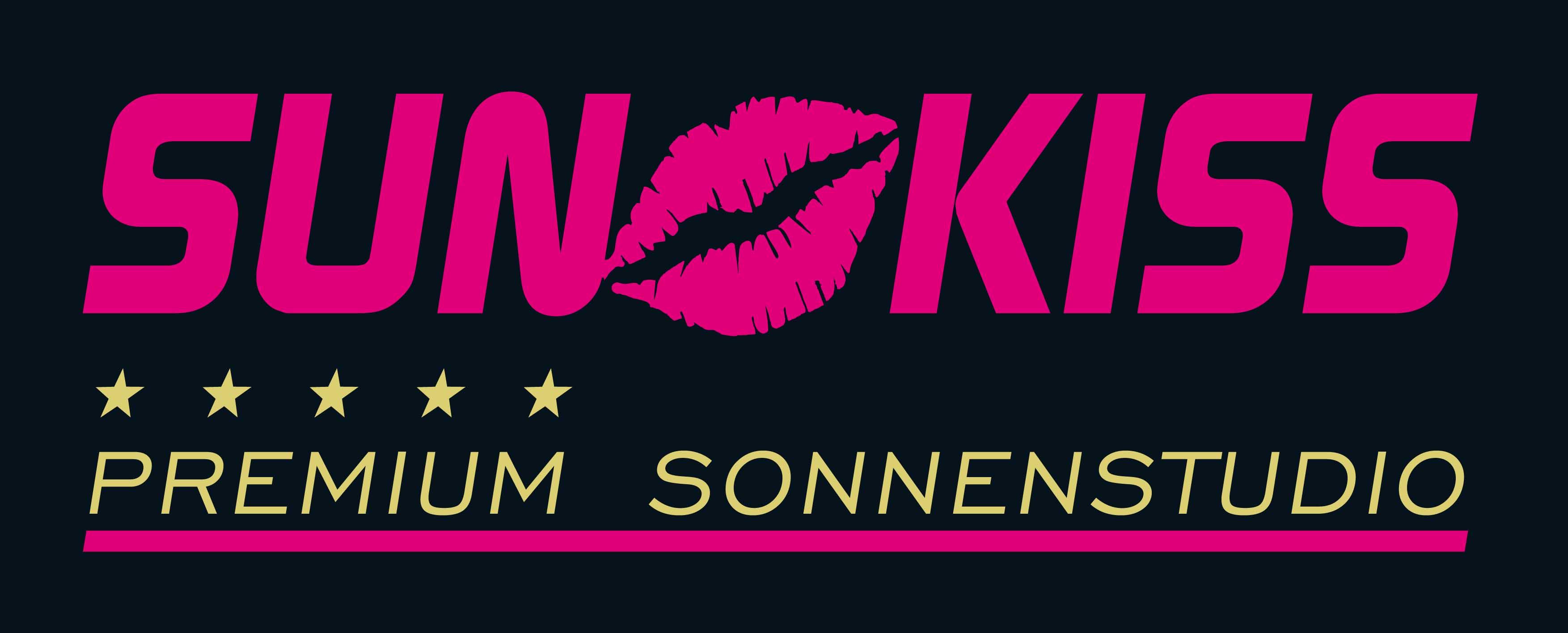 Logo Sun Kiss Premium schwarz