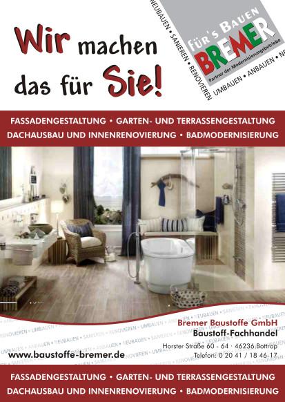 Bremer Baustoffe Stadtfest_Programmheft_ 105x148mm