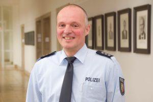 Dienststellenleiter Polizei