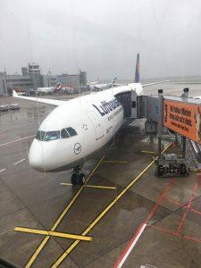 Flugzeug Bottrop Lufthansa 1