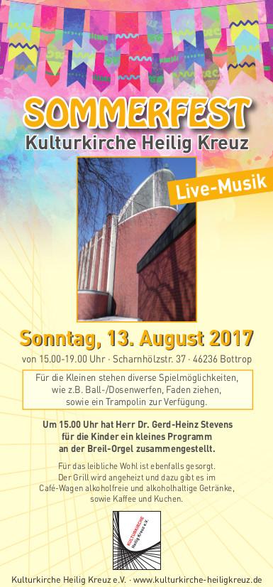 Flyer Sommerfest Heilig Kreuz 2017-1