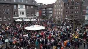 Rathausplatz Karneval