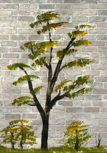 Wanderbäume (3)