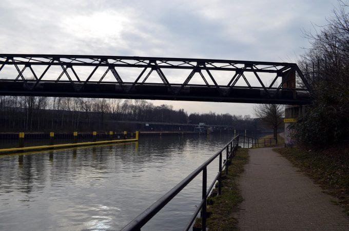 Rhein Herne Kanal Brücken Brücke (3)