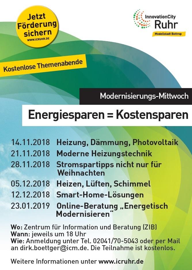 """Modernisierung-Mittwoch: """"Stromspartipps nicht nur für Weihnachten ..."""