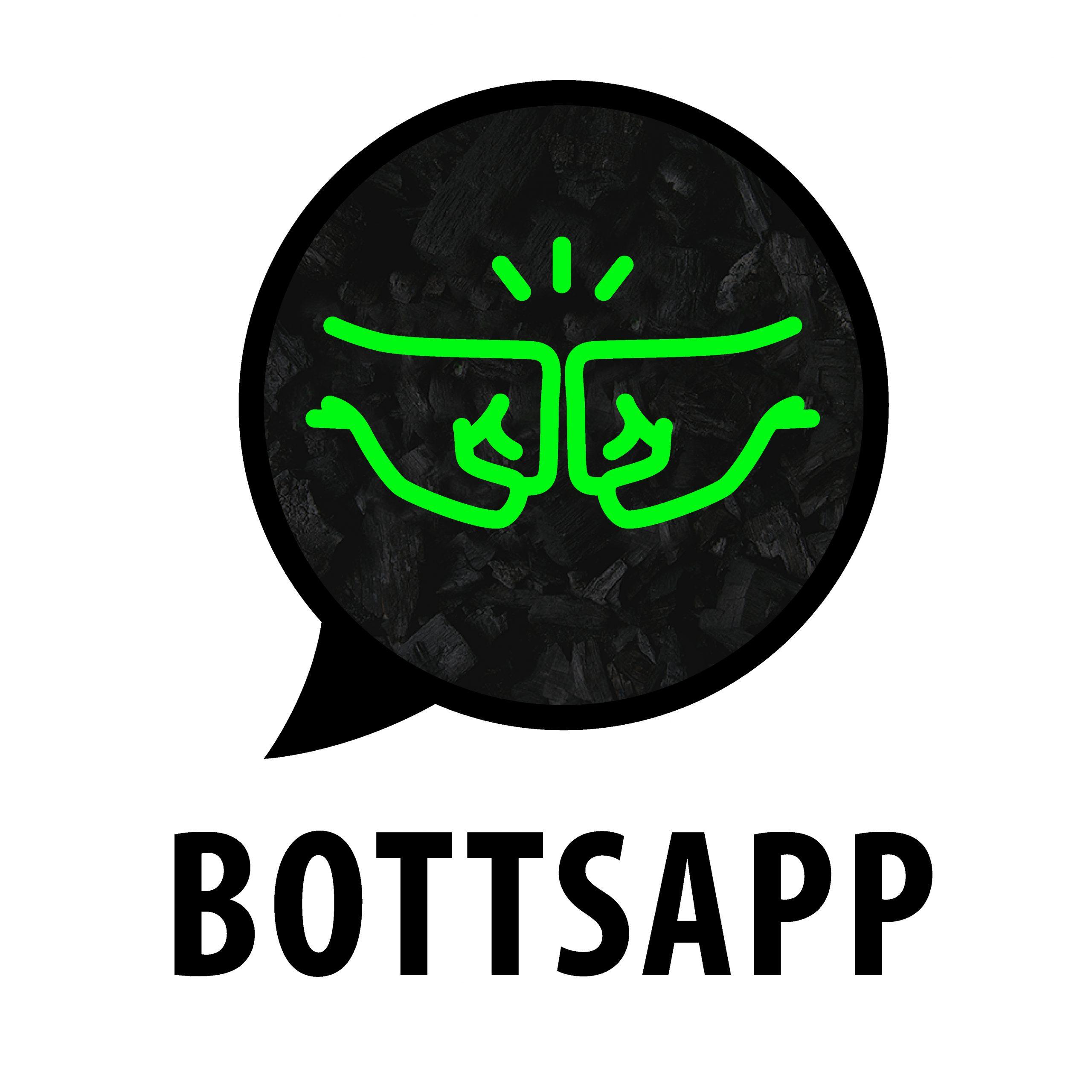 Bottsapp-Logo ohne .de